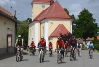 Cycling in the footsteps of Gustav Mahler June 15,2014